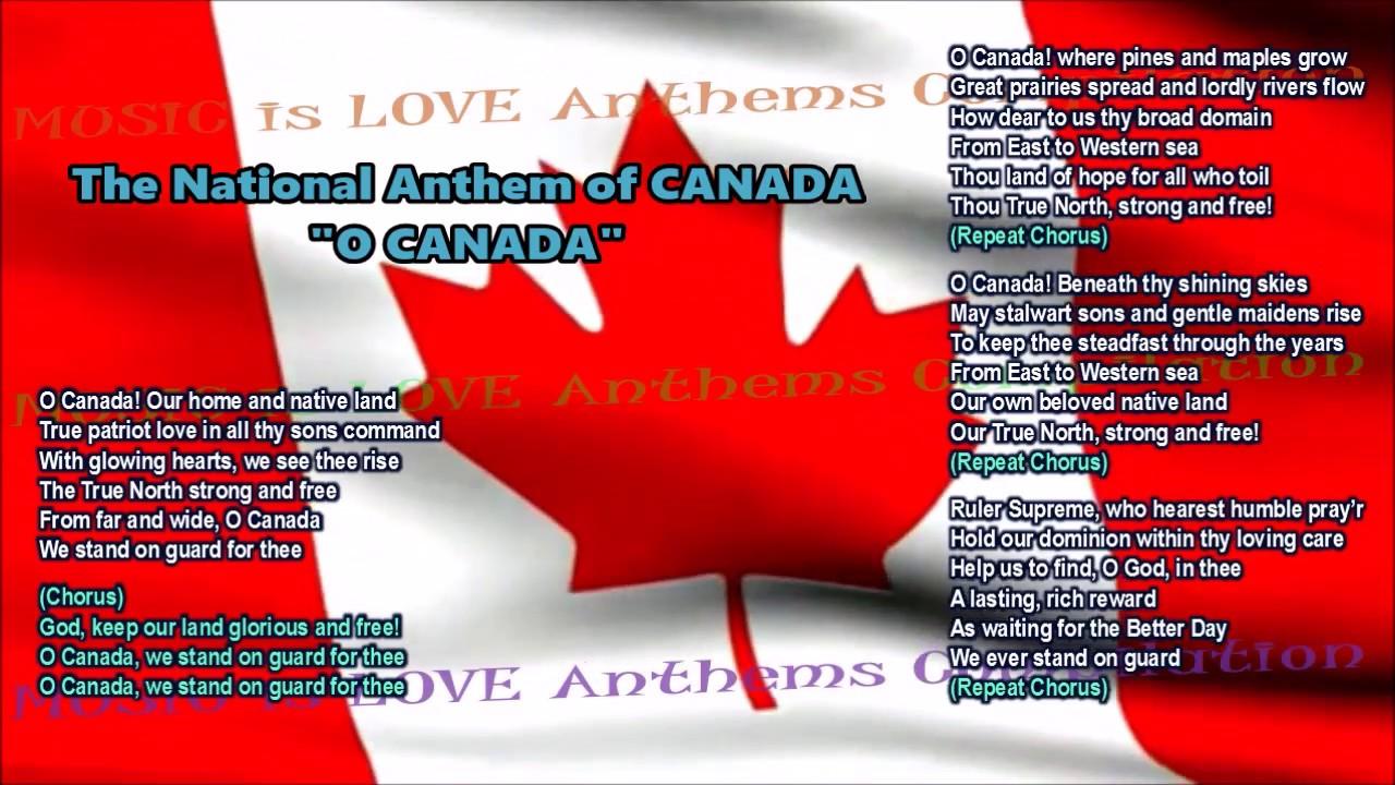 Star Spangled Banner Full Version with Lyrics on Screen ...