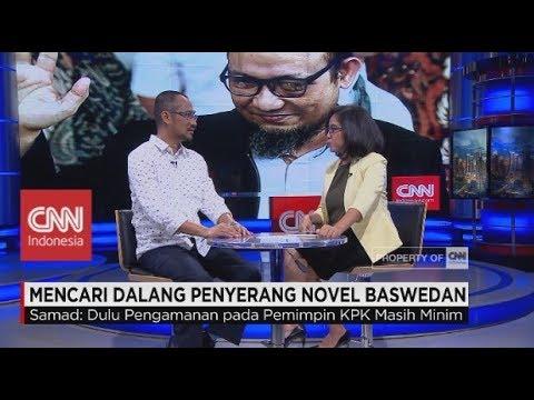 Mencari Dalang Penyerang Novel Baswedan; Mantan Ketua KPK, Abraham Samad