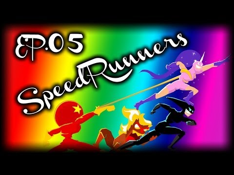 Random Games with Friends - SpeedRunners - Ep.05 - Those Tactics Though! |