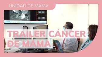 Imagen del video: CÁNCER DE MAMA  Trailer del Área de la Mama del grupo sanitario Ribera