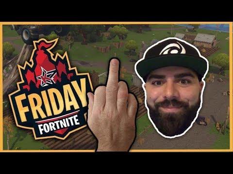 F*** Keemstar & Friday Fortnite