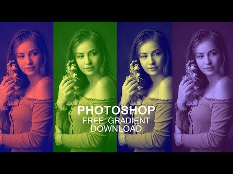Gradient For Photoshop Free Download