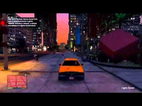 Piyapong สอนโหลด เกมส์ GTA 5