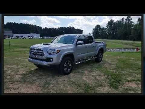 2017 Toyota Tacoma TRD Sport V6 In West Monroe, LA 71292. Interstate Hyundai