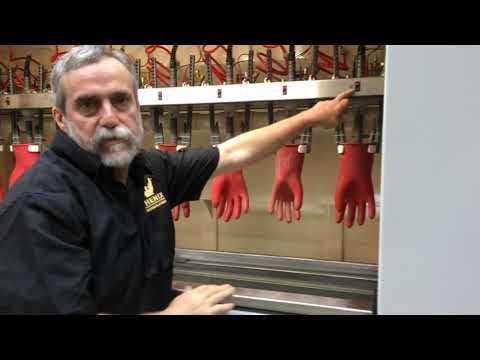 Phenix Glove Testing