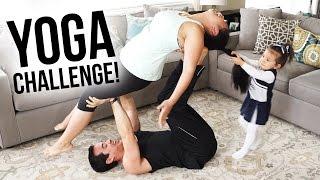 Yoga Challenge! - ItsJudysLife