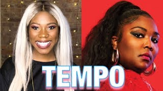 Lizzo ft. Missy Elliott - TEMPO (Song) *REACTION*