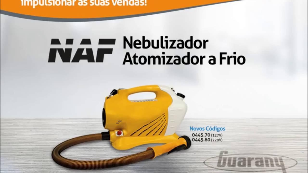b33016684 Nebulizador Atomizador a Frio na SULPRAG. Guarany Equipamentos