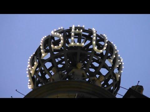 Christmas ABC London Tour Guides - The Nutcracker ( Tchaikovsky ) London Coliseum Theatre  WC2