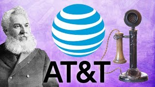 AT&T: The Company Behind the Telephone