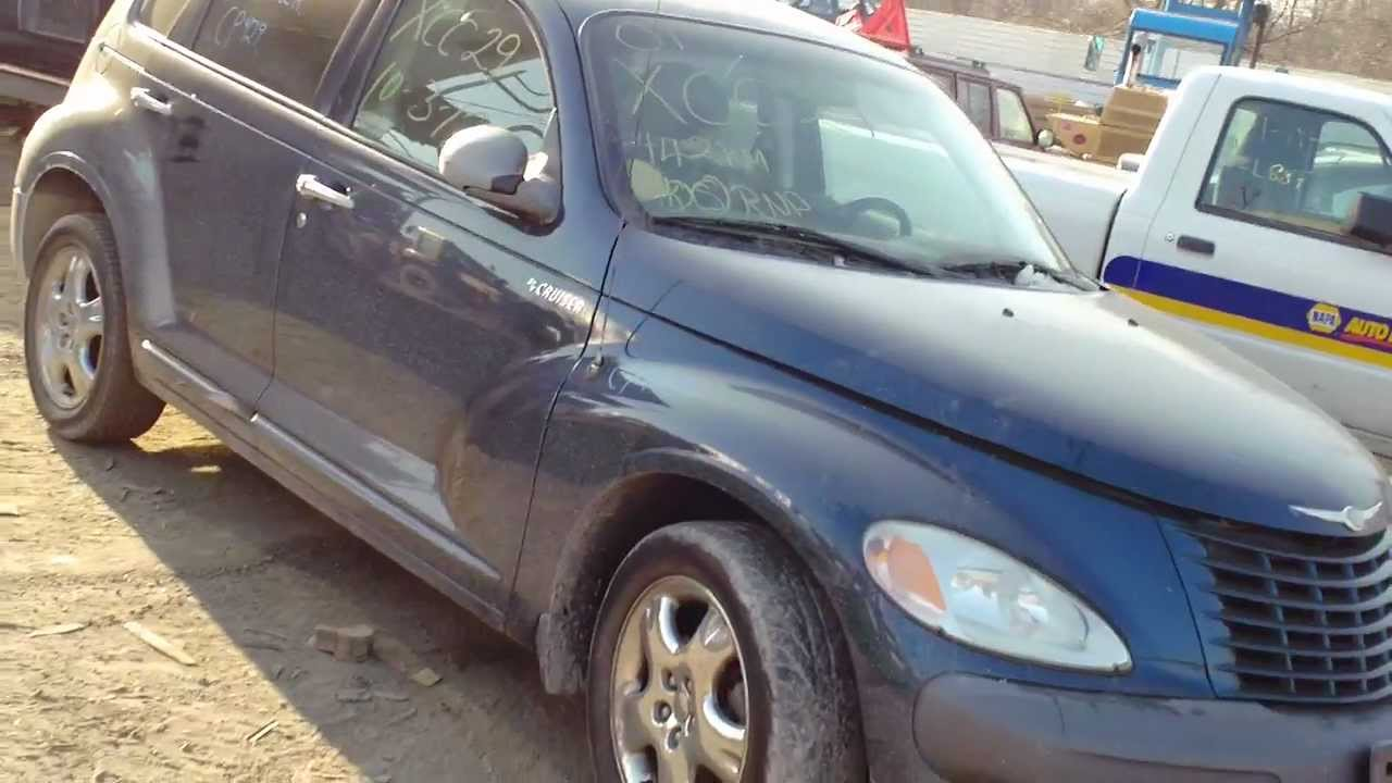 2001 pt cruiser auto parts inventory standard auto wreckers cp429