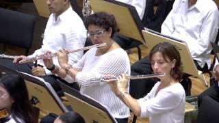 La Orquesta Sinfónica de Xalapa en Brasil / TV ASSEMBLEIA / 8 OCT 2016 / João Pessoa (OSX) Parte 2
