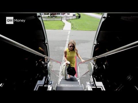 ¿Te gustaría viajar en un jet privado?
