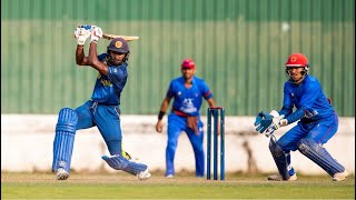 Gambar cover Sri Lanka through to Semis with thrilling win over Afghanistan