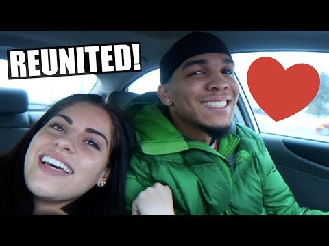 I'M HOME!! REUNITED WITH MY FAMILY + BOYFRIEND