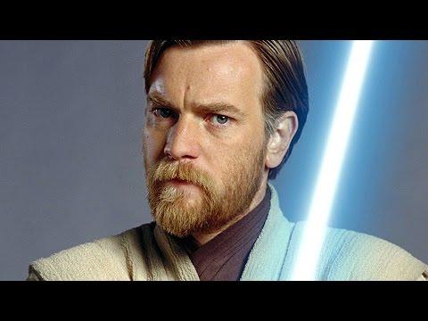 Ewan McGregor Talks Obi Wan Kenobi Spinoff Movie