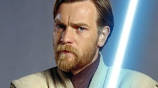 Ewan McGregor Talks Obi Wan Kenobi Spinoff Movie