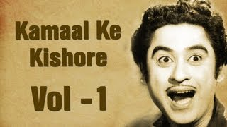 Kishore Kumar Top 10 Superhit Songs Collection - Jukebox 1 - Evergreen Old Hindi Songs