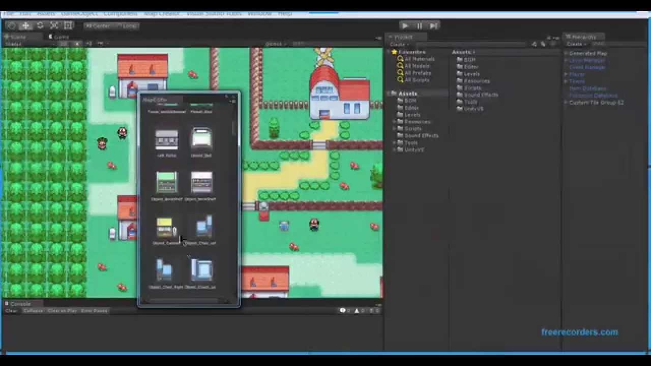 Unity Line Art Map : Unity d custom tile map editor