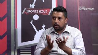 Sports Hour With  Sudip Sharma  || Action Sports