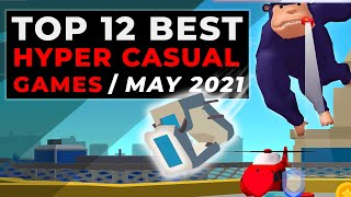 Top 12 Hyper Caṡual Games May 2021 - New Hyper-Casual Mobile Games