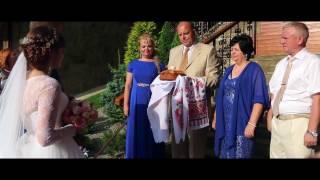 Шикарная свадьба в горах Адыгеи  Лагонаки в ТК
