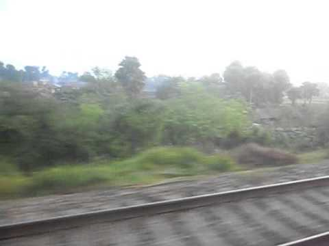 Departure From Gaya And High Speed Action By Mumba