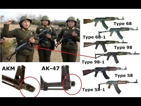 挑戰新聞軍事精華版--朝鮮部隊仿製AK系步槍揭密