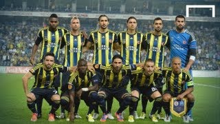 Fenerbahce, Besiktas & Steaua Bucharest banned from European competitions