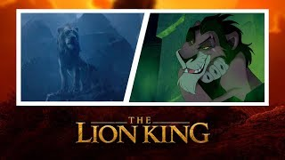 Lion King Hybrid | Be Prepared - 2019 music with 1994 video
