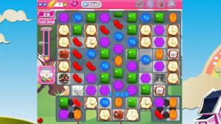 Candy Crush Saga Level 1136 No Boosters
