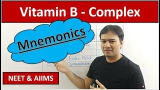 Vitamin B complex : Chemical name & Deficiency diseases