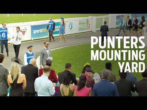 Punters Mounting Yard
