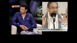 RGV controversial comments on Chaganti