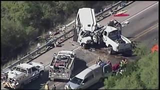 12 души загинаха при катастрофа на църковен автобус в Тексас
