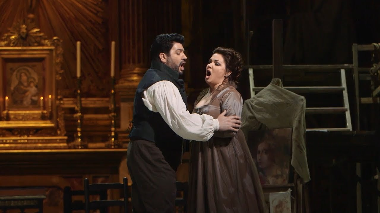 Tosca: On Stage Through May 12