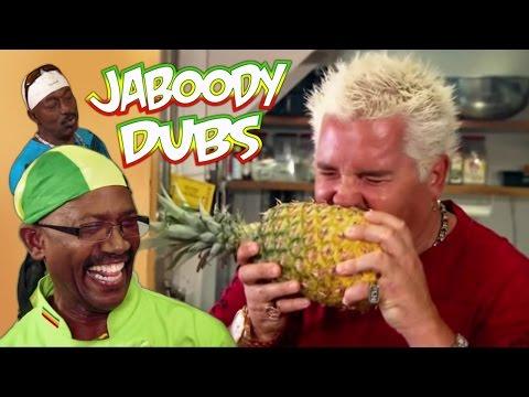 Guy Fieri Dub: The Jamaican Jerky Cook Off