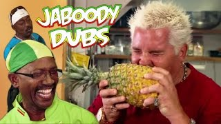 Guy Fieri Dub: The Jamaican Jerk-Off