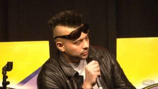 Channel 96-1: Sean Paul Interview Part 2
