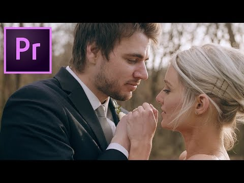 How To COLOR GRADE Wedding Films FAST (Premiere Pro Tutorial)