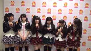 2015/07/04 Stand-Up! Hearts @Japan Expo (subtitles available) Idols...