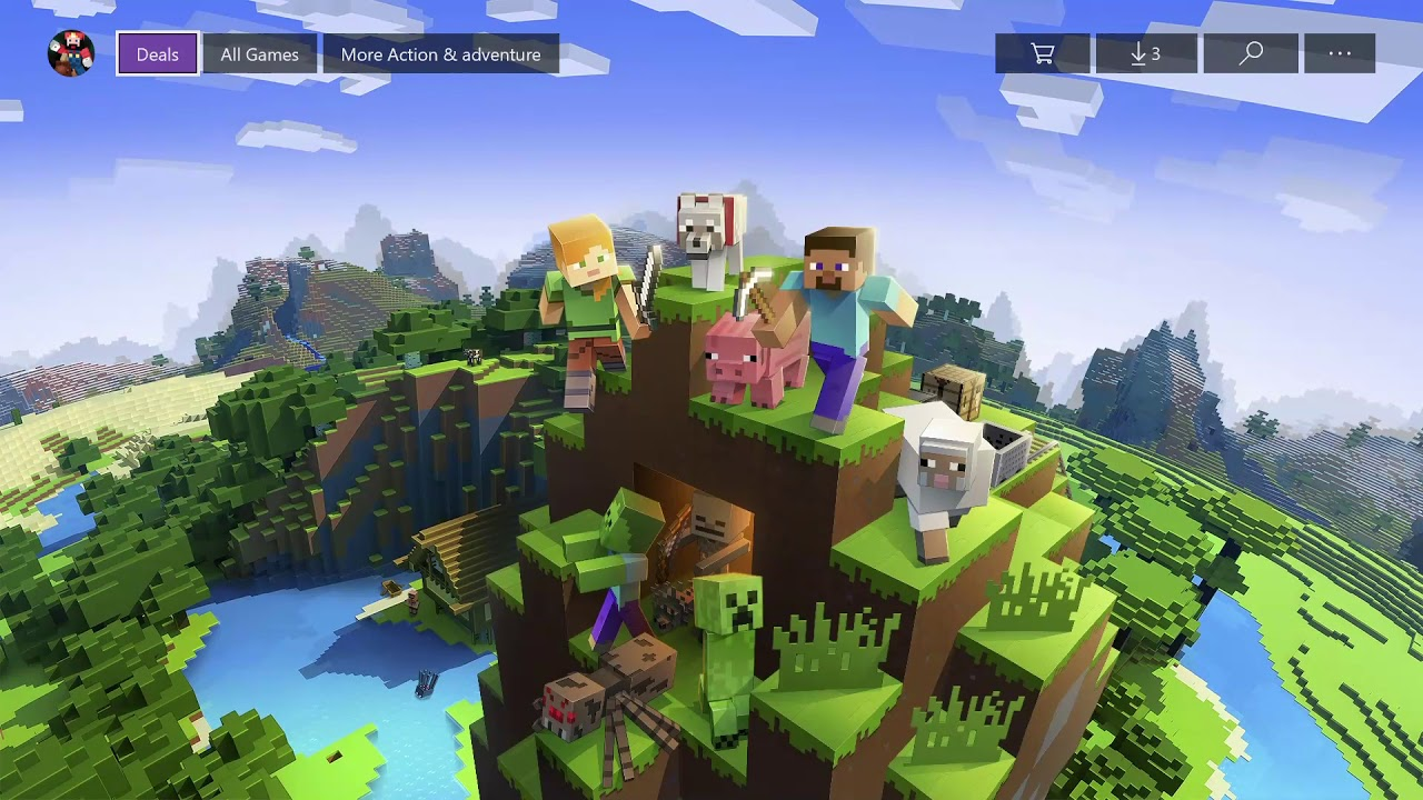 How to Download Minecraft Beta on Xbox One and Windows 12