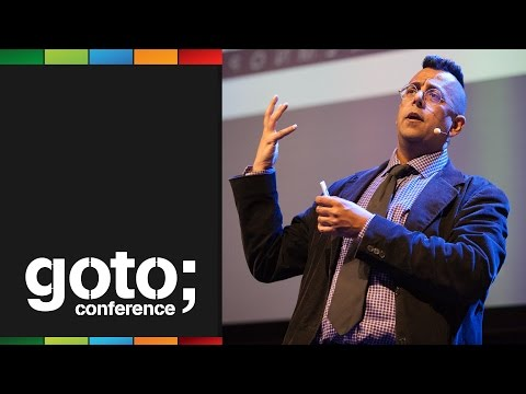 GOTO 2016 • Cracking the Cipher Challenge • Simon Singh