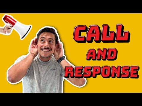 Use Call and Response To Make Better Music