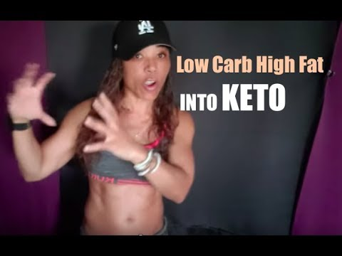 COMING SOON - Low Carb High Fat into KETO - LEARN MORE!!! thumbnail