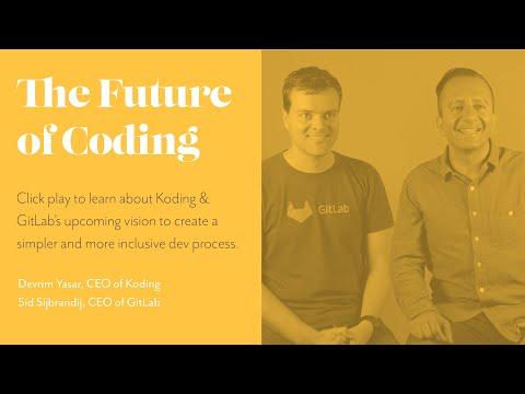GitLab+Koding: An integrated development solution