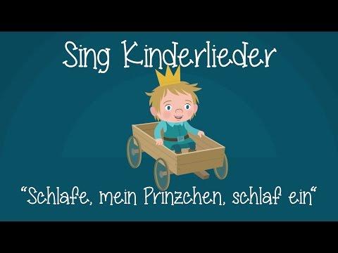 Schlafe, mein Prinzchen, schlaf ein - Schlaflieder zum Mitsingen | Sing Kinderlieder