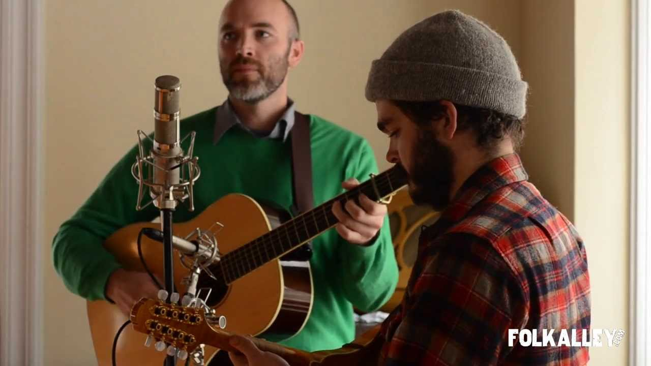 Folk Alley Sessions: Cahalen Morrison & Eli West  -  Pocket Full of Dust