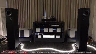 House of Stereo, Audio Shield, Wolf Audio Systems, EMM Labs, Credo Audio, VPI, Van den Hul, Florida