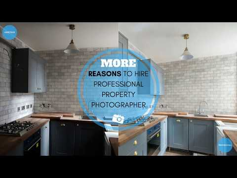 More reasons to hire professional property photographer